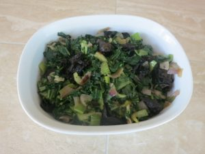 Bok Choy Greens