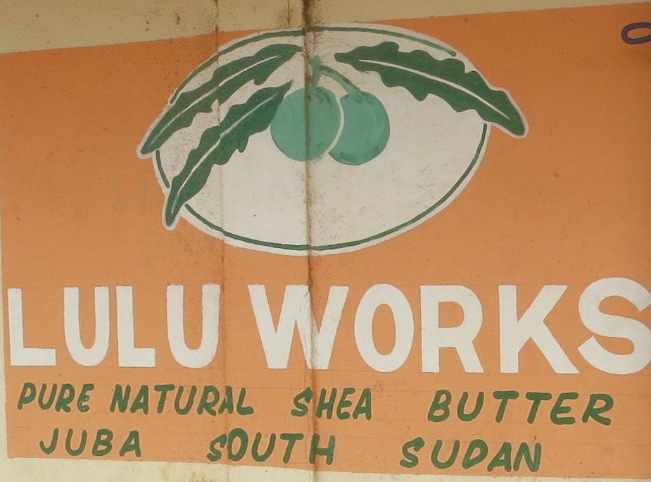 Natural Shea Butter, Lulu Works