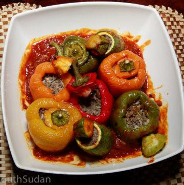 diet in south sudan