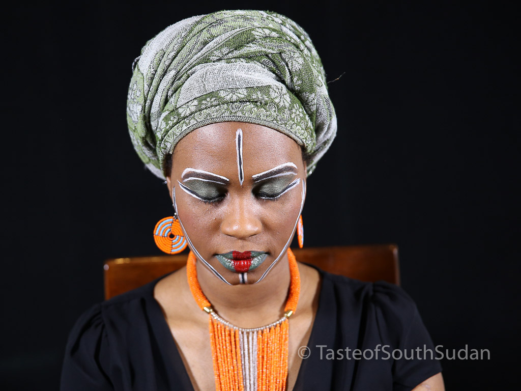 Taste of South Sudan, Wakanda, Black Panther, Noela Mogga